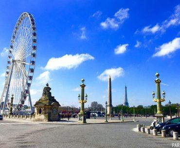 Concorde Meydanı - Place de la Concorde Pariste.Net 2