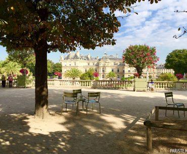 Lüksemburg Bahçesi - Jardin du Luxembourg Pariste.Net