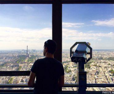 Montparnasse Gökdeleni - Tour Montparnasse - Montparnasse Tower Pariste.Net Ahmet ORE