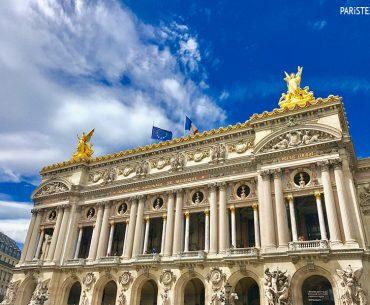 Opera Garnier - Palais Garnier - Garnier Palace Pariste.Net