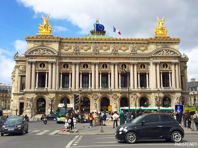 Opera Garnier – Palais Garnier