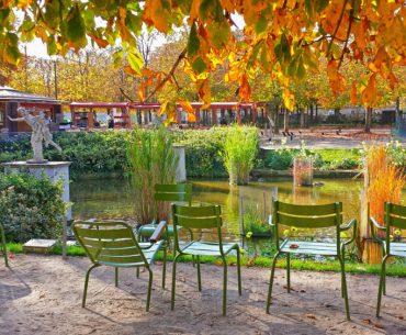Tuileries Bahçesi - Jardin des Tuileries - Tuileries Garden Pariste.Net