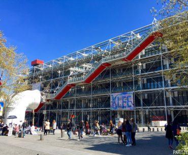 Centre Pompidou Pariste.Net