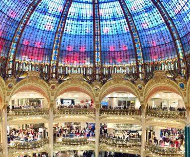 Galeries Lafayette Paris Haussmann Pariste.Net