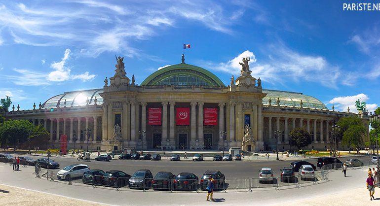 Grand Palais Pariste.Net