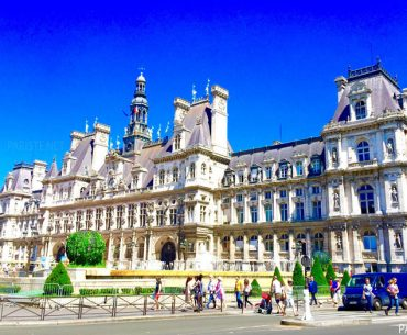 Hotel de Ville de Paris Belediye Sarayı Pariste.Net