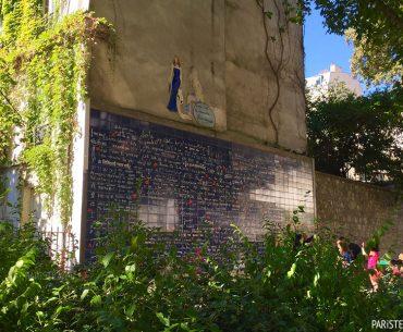 Le Mur des Je T'Aime - Seni Seviyorum Duvarı - Wall of Love Pariste.Net