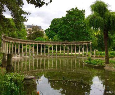 Parc Monceau Pariste.Net