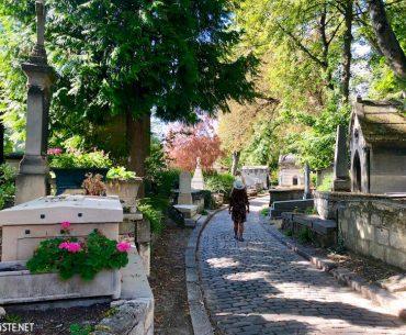 Pere Lachaise Mezarlığı – Cimetière du Père Lachaise Pariste.Net Esra TANRIVERDI