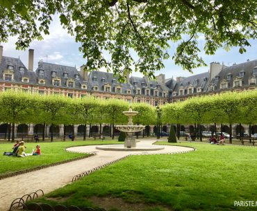 Place des Vosges Pariste.Net