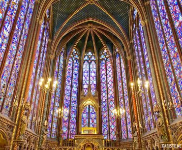 Sainte Chapelle Pariste.Net