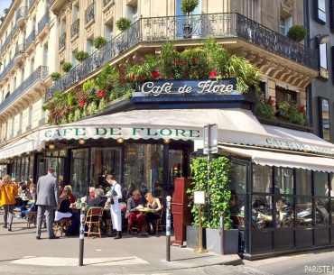 Cafe de Flore Pariste.Net