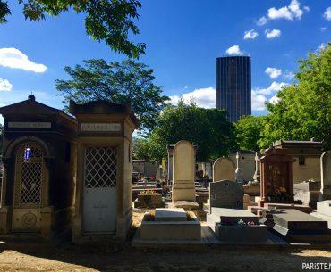 Montparnasse Mezarlığı - Cimetiere du Montparnasse - Montparnasse Cemetery Pariste.Net