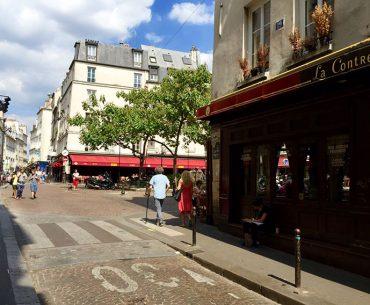 Rue Mouffetard Pariste.Net