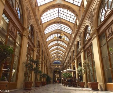 Vivienne Pasajı - Galerie Vivienne Pariste.Net