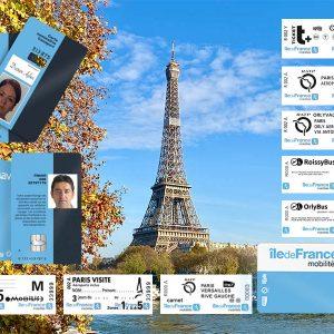 Paris'te Ulaşım 8: Biletler ve Ulaşım Kartları