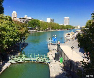 Bassin de la Villette Pariste.Net