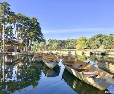 Boulogne Ormanı - Bois de Boulogne Pariste.Net