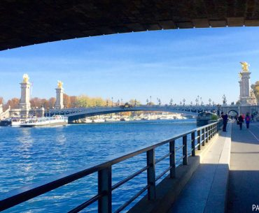 Seine Nehri - La Seine - Seine River Pariste.Net