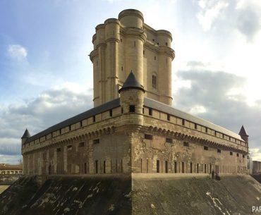 Vincennes Şatosu - Chateau de Vincennes Pariste.Net