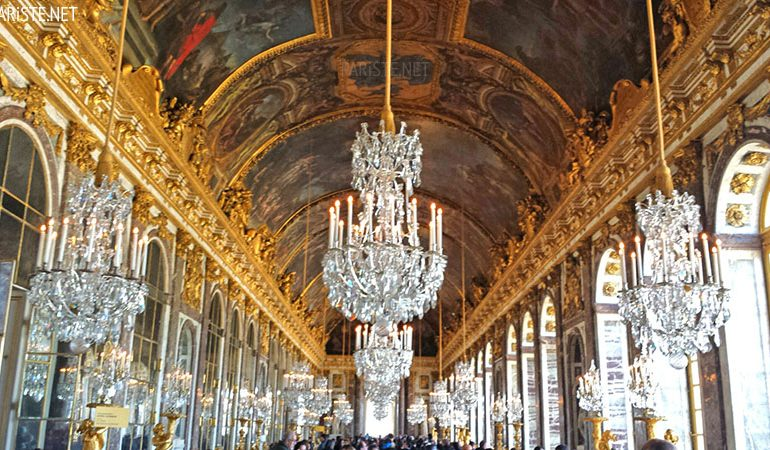 Versay Sarayı - Chateau de Versailles Pariste.Net