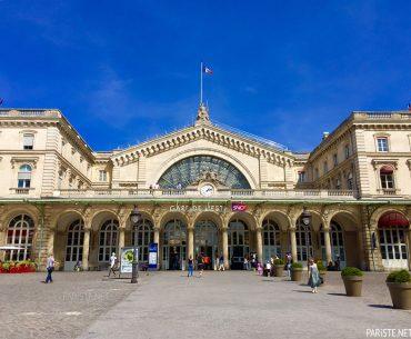 Gare de l'Est Doğu Garı Pariste.Net