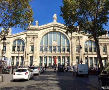 Gare du Nord Pariste.Net