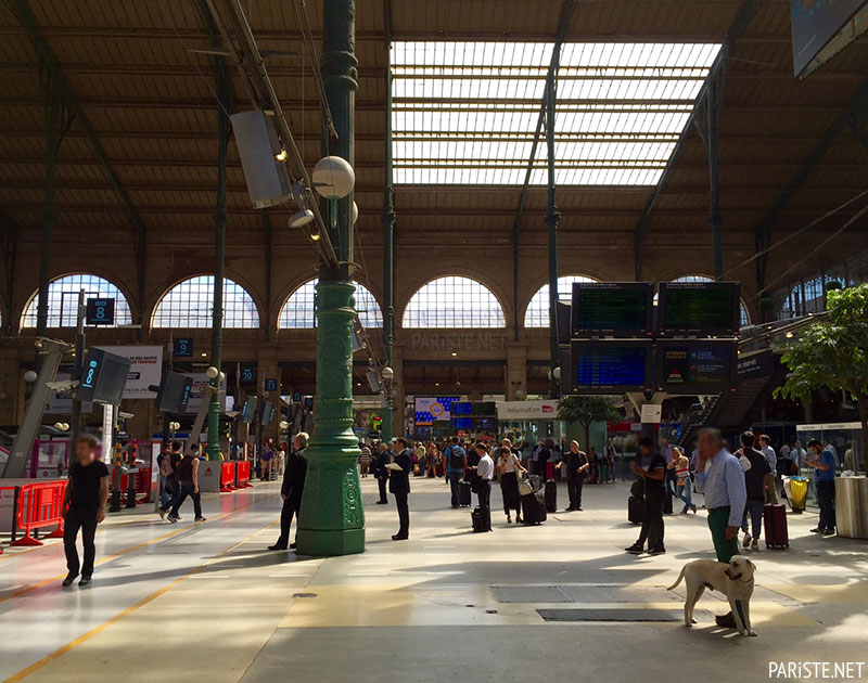 Paris tren garlar 2 gare du nord paris nord kuzey - Liste magasin paris nord 2 ...
