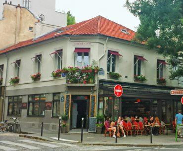 Café L'Ami Justin