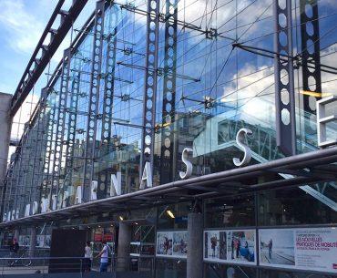 Gare Montparnasse Pariste.Net