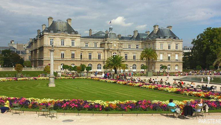 Lüksemburg Sarayı - Fransız Senatosu - Palais du Luxembourg - Le Sénat Pariste.Net