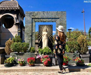 Montmartre Mezarlığı - Cimetiere de Montmartre Pariste.Net Dalida - Esra Tanrıverdi