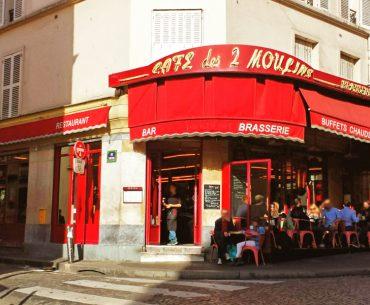 Amélie'nin Kafesi - Café des Deux Moulins