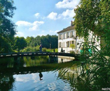 Bercy Parkı - Parc de Bercy