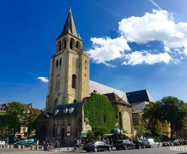 Saint Germain des Prés Kilisesi