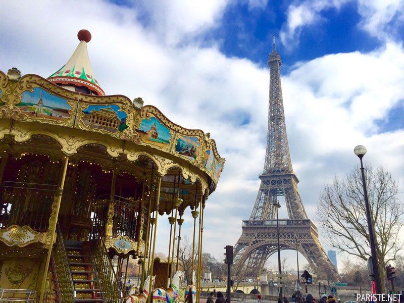 Tur Programı Önerileri II – 3 Gece 4 Gün Paris