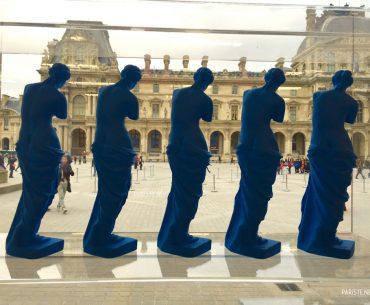 Louvre Müzesi Museum Shop