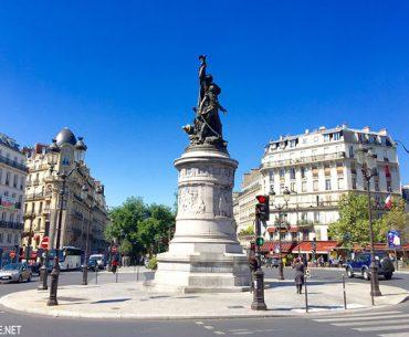 Clichy Meydanı - Place de Clichy