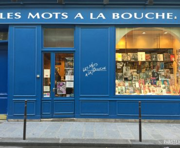 Les Mots A La Bouche - Le Marais