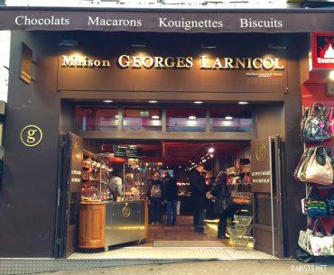 Maison Georges Larnicol - Le Petit Musée du Chocolat