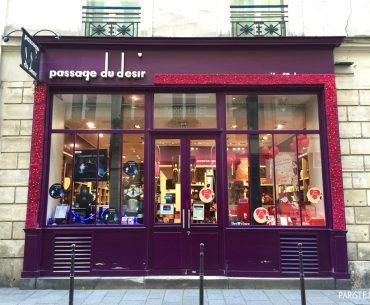 Passage du Désir - LoveStore