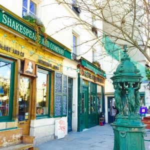 Paris'in Ünlü Kitapçısı: Shakespeare and Company