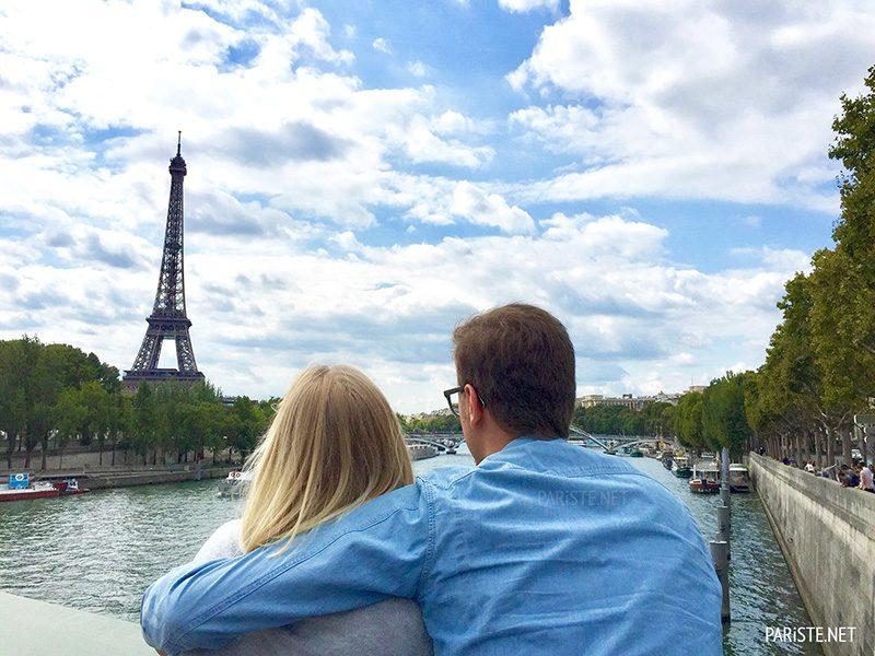 Tur Programı Önerileri III – Romantik Paris