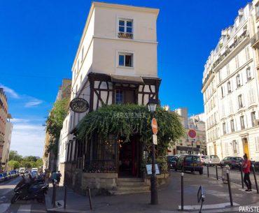 Le Basilic Restaurant Montmartre Pariste.Net