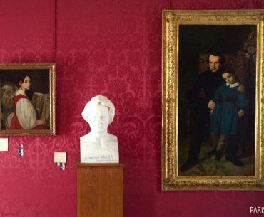 Victor Hugo'nun Evi - Maison de Victor Hugo - Victor Hugo's Maison Pariste.Net
