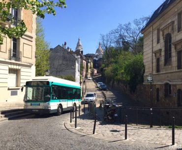 Montmartrobus Pariste.Net