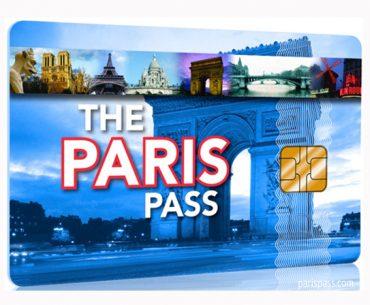 Turistik Kartlar 3: Paris Pass