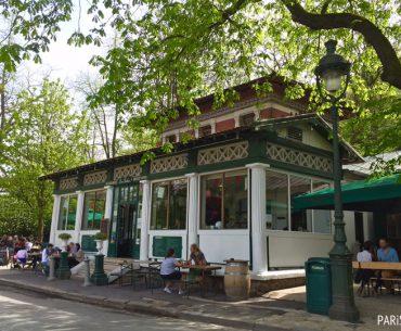 Rosa Bonheur Cafe Restaurant (Buttes Chaumont)