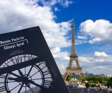 Benim Parisim Cüneyt Ayral Pariste.Net