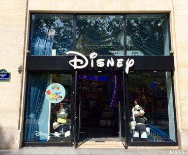 Disney Store - Champs Elysées